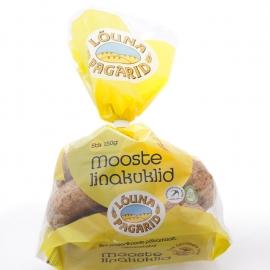 """Piedzīvojumiem bagātajā dienā iestiprināšanās nolūkos noderēs maiznieka """"Lõuna pagarid"""" linsēklu maizītes."""