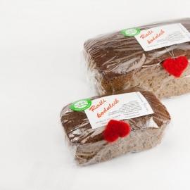 """""""Raili"""" mājas maizi var iegādāties Pelvas Zemnieku veikalā """"Talupood"""" un Tartu tirdzniecības centra """"Lõunakeskus"""" Zemnieku tirdziņā."""